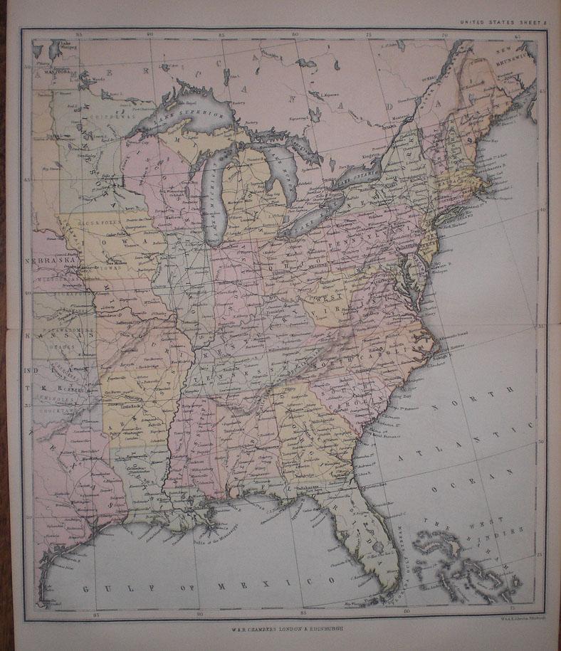United States Sheet 2 United States Archives